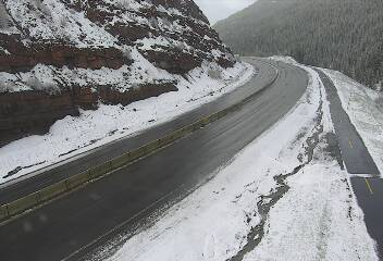 The Colorado Department of Transportation is warning motorists of a strong winter storm expected to hit the region Thursday evening into Friday morning.