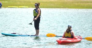 Near drowning at Ridgway State Park prompts call for paddleboarders to wear life vests