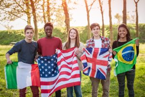 Nonprofit seeks volunteer families to host foreign exchange students