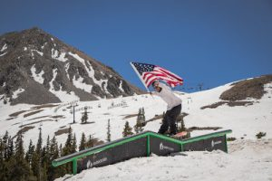Arapahoe Basin announces park skiing on July 6-7