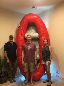 Local river lover wins a Rocky Mountain Raft for peak flow prediction