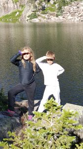 Curious Nature: How to successfully camp with your kids
