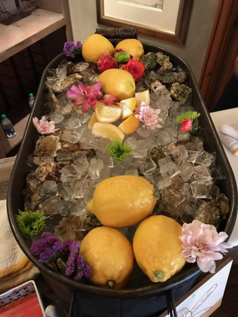 The Shuck Brothers Events Raw Oyster Bar is a mobile operation that can be a part of your wedding, corporate event or other special occasion.