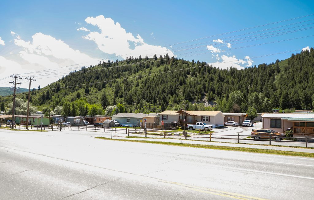 Officials frustrated Edwards trailer park owners pulled out ... on mobile home trailer frame, manufactured homes colorado, mhvillage colorado springs colorado,