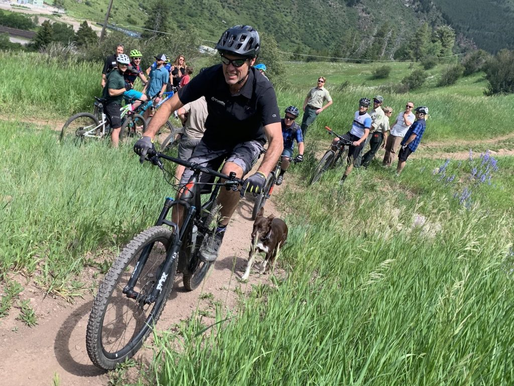 Everkrisp Trail opening: 'Our community coming together
