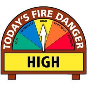 Vail Valley is drying out and fire danger is increasing