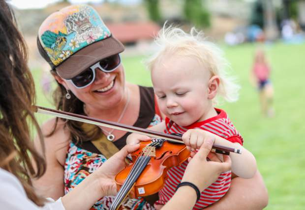 As part of the Bravo! Vail classical music series, running through Aug. 4, free concerts take place across the valley for people of all ages.