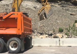 Rockfall work near Vail to continue next week