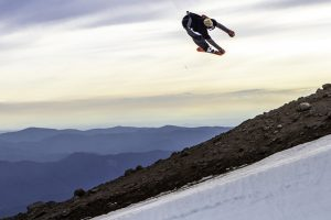 Photos: Timberline Pro Park Sunset Session in Mt. Hood featuring Avon local Taylor Seaton