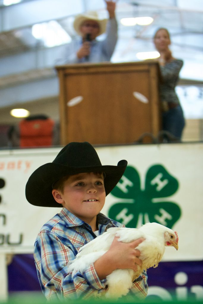 For 4-H kids, the Junior Livestock Sale represents the culmination of a year's worth of work. The sale is slate for 1 p.m. Saturday, July 26, and all are welcome.