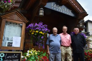 50 years of Vail friendship, fun and fine dining at the Lancelot
