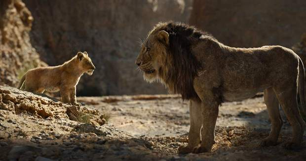 "Movie Guru: The CGI is great, and so is Beyonce, but that's about all the new ""Lion King"" movie does right"