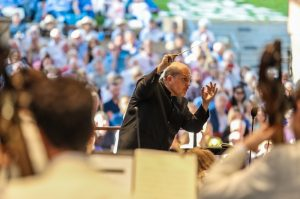 Coverage: Opening night of the New York Philharmonic at Bravo! Vail lights up amphitheater