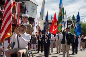 Vail honors 10th Mountain Division during parade