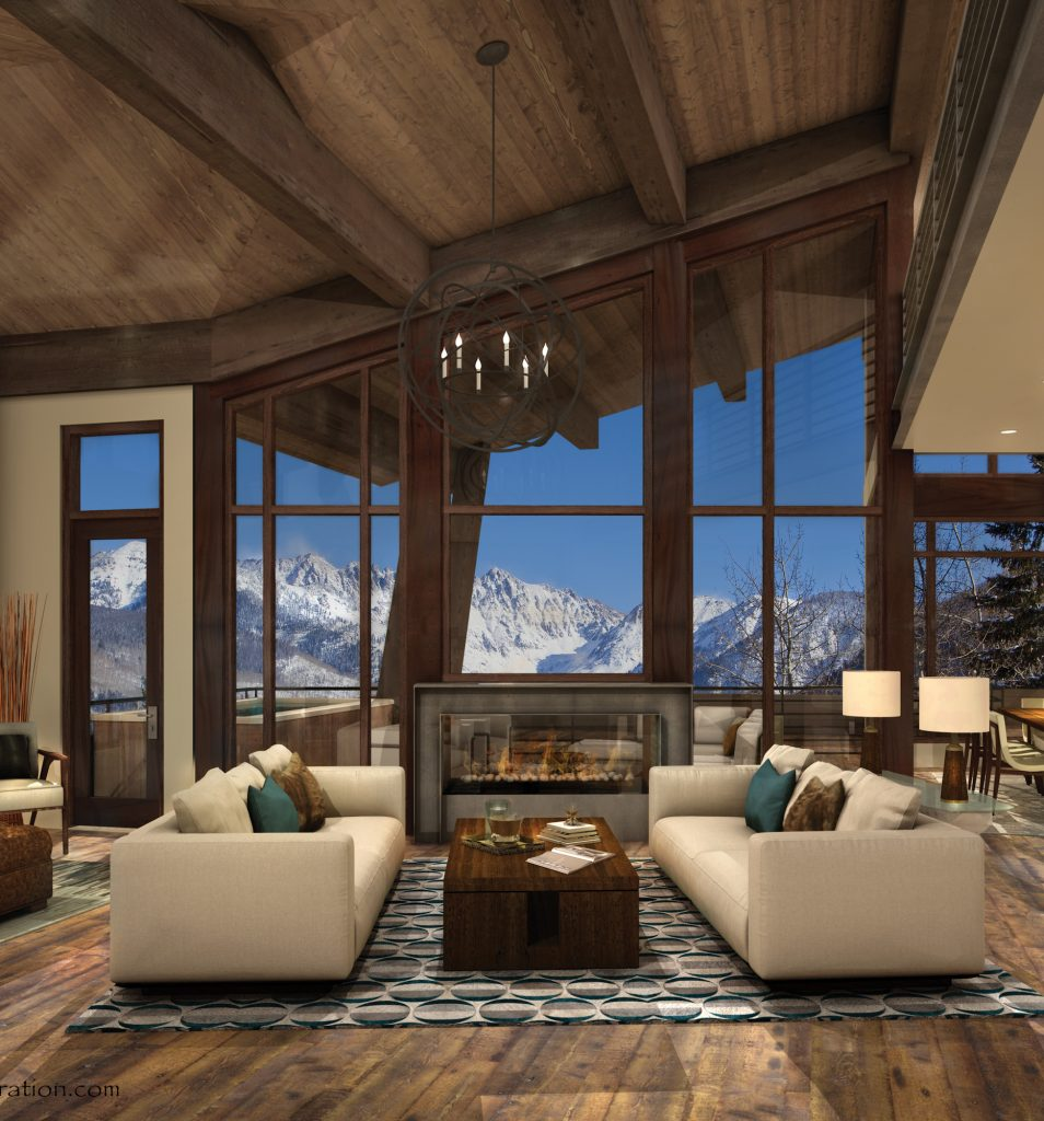Golden Peak penthouse a rarity