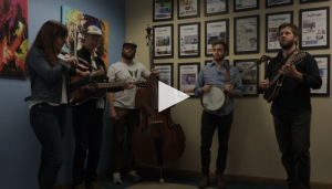 Trout Steak Revival on Newsroom Jams