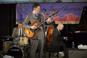 Here's how to see John Pizzarelli's Nat King Cole tributes in Vail