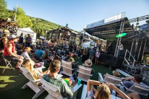 Get ready to hear some new tunes from The Lonesome Days at the last Vail Summer Bluegrass concert of the summer