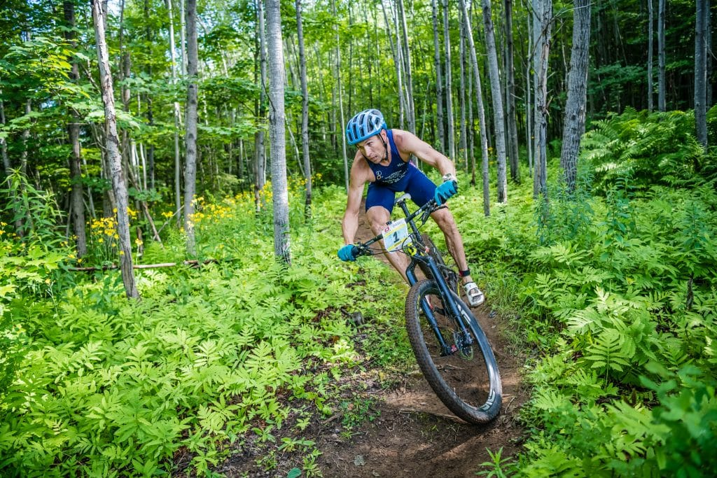 Middaugh nabs first win of season at Xterra Quebec; triathlon series heads to Beaver Creek next