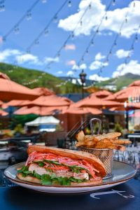Tavern on the Square in Vail mixes upscale sophistication with warm and welcoming atmosphere