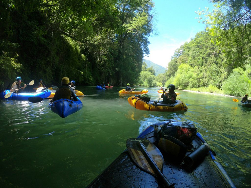 Colorado Mountain College Steamboat Springs students, along with sustainability and outdoor education faculty, spent 12 days packrafting five Chilean rivers in 2017 in a course called Rivers of Life: Sustainability & Wild Rivers of Chile. The class was so popular, faculty members are currently planning a 2020 course. Adventurous college classes like this are why Elevation Outdoors magazine named CMC Top Adventure College for 2018 and 2019.