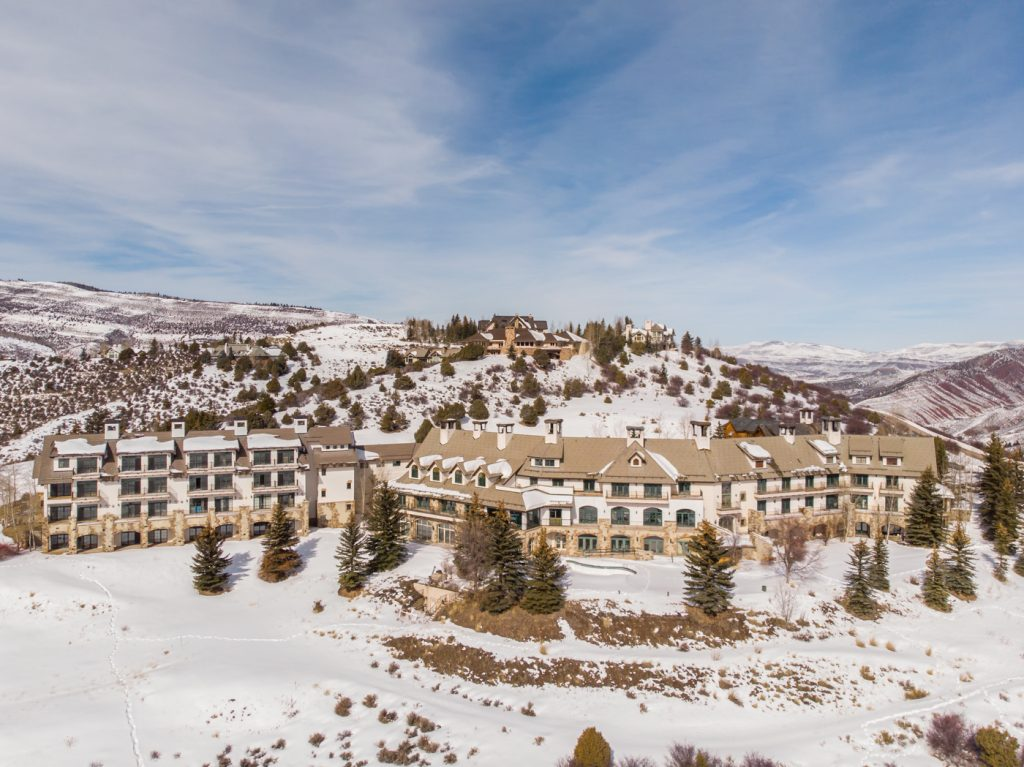 The former Lodge at Cordillera is the home of All Points North Lodge. A $20 million renovation of the property is currently underway.