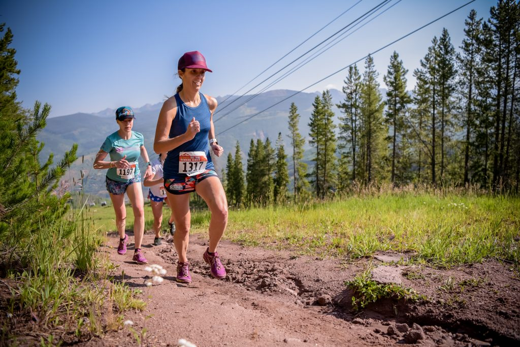The Vail Rec District hosts the Dynafit Berry Picker Trail Run on Saturday. The races is part of a series that takes runners on some of the most scenic trails in the Vail Valley.