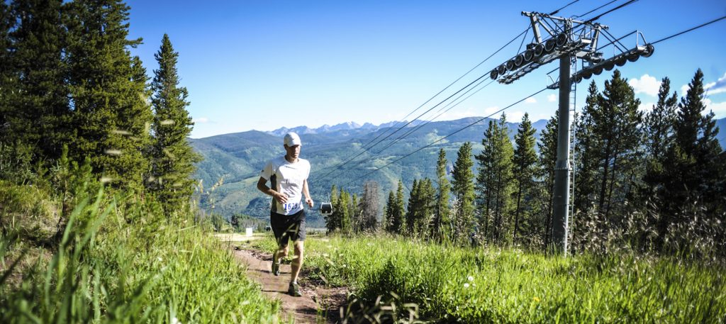 The Dynafit Vail Trail Running Series continues with the 10k at 10,000 Feet on Saturday on Vail Mountain.