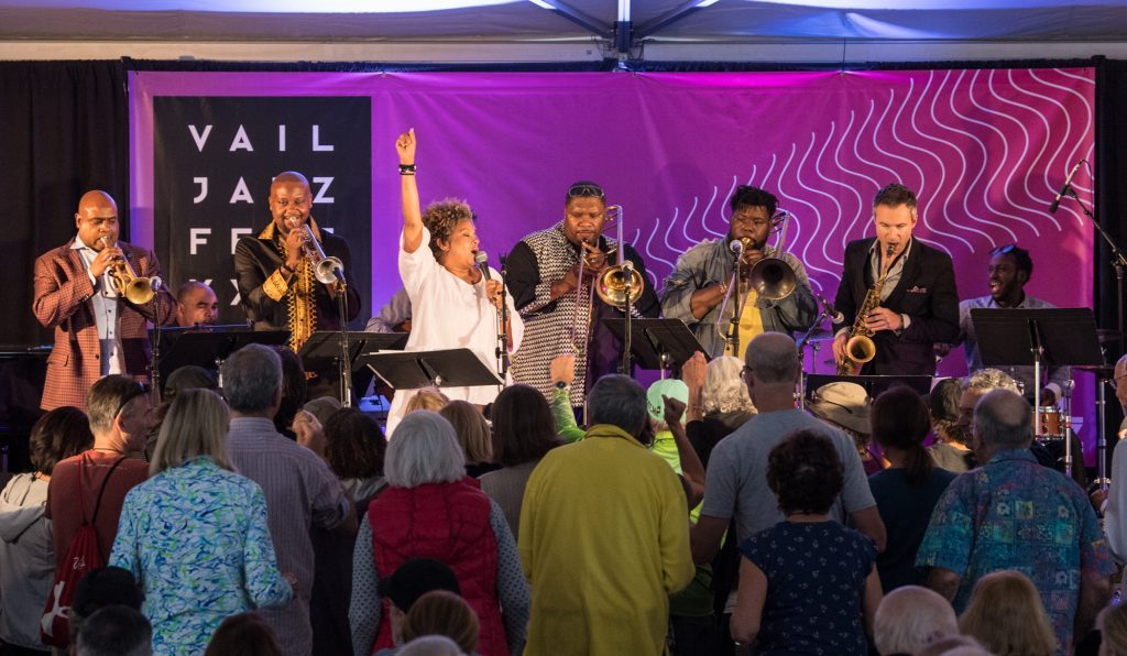 The Vail Jazz Party celebrates 25 years with several Grammy-award winning and Grammy-nominated artists providing live jazz tunes this Labor Day weekend.