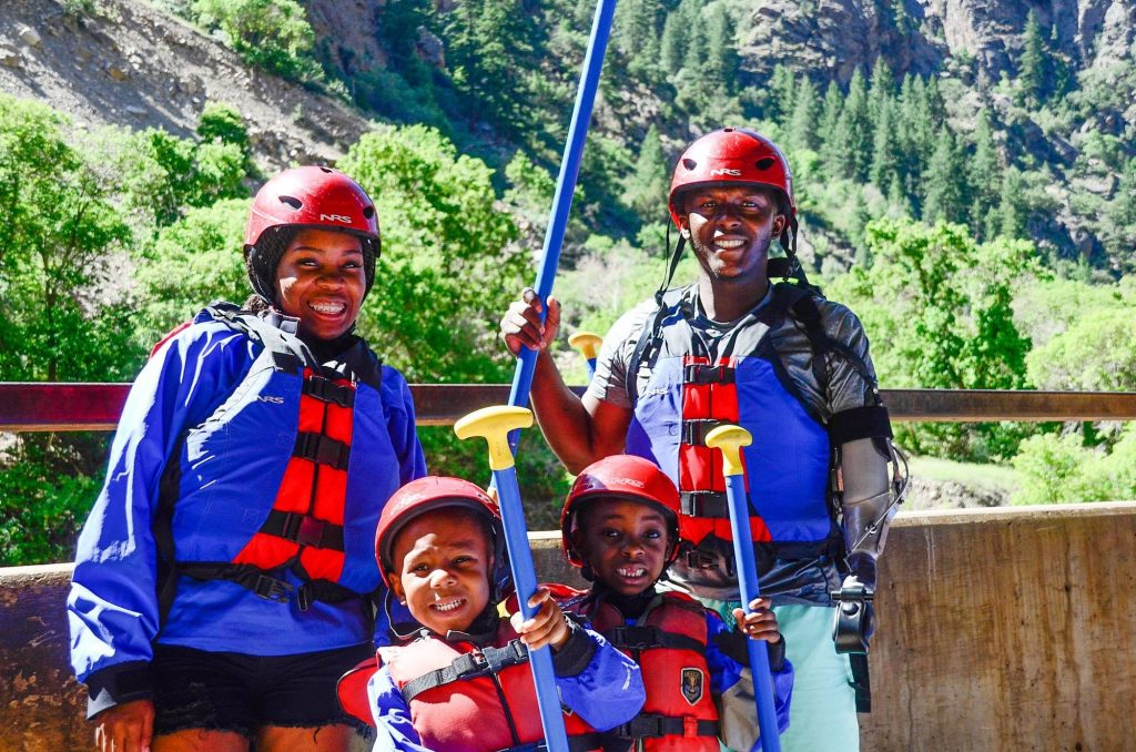 Families in town for the Vail Veterans Program's summer family session do all the great stuff families do during a Vail vacation.
