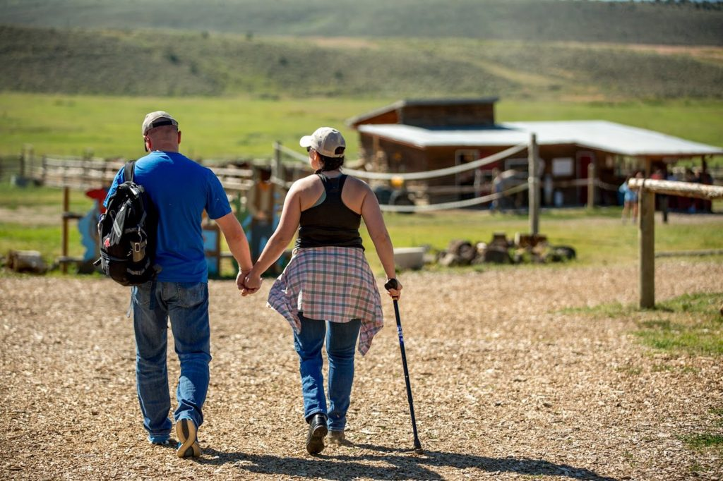 Sometimes, families just need a break in their routine, like the kind offered by the Vail Veterans Program for the past 15 years.