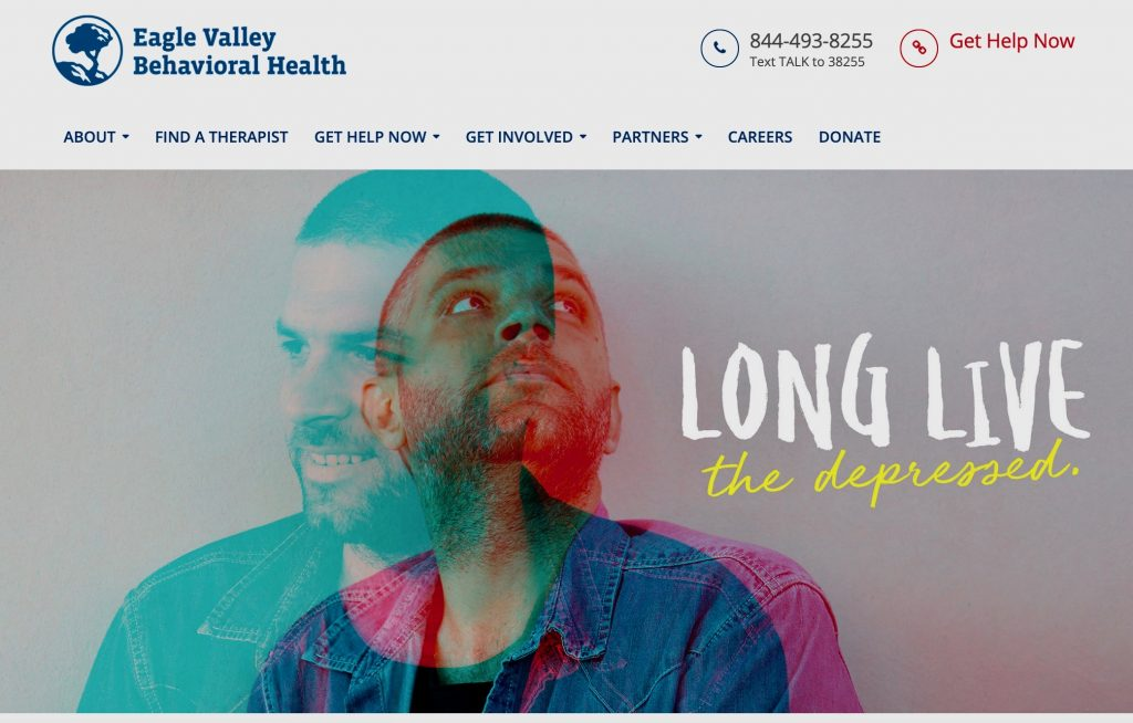 The new EagleValleyBH.org website launches today, to provide locals with a comprehensive clearinghouse of services available in the valley.