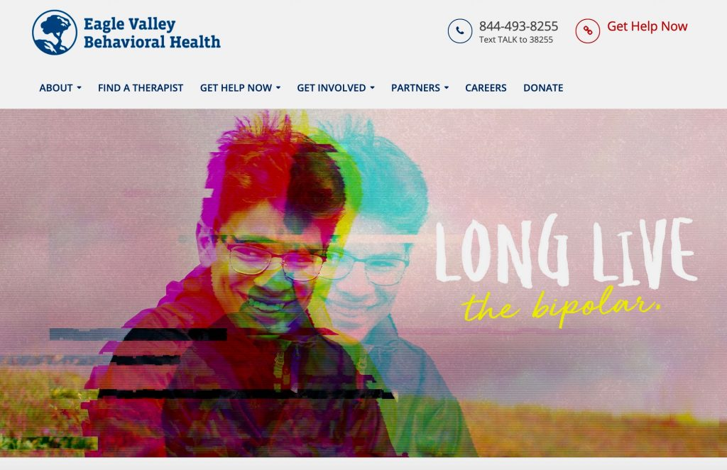 The Long Live campaign, featured on the Eagle ValleyBH.org website, is aimed at de-stigmatizing behavioral health issues in the valley.