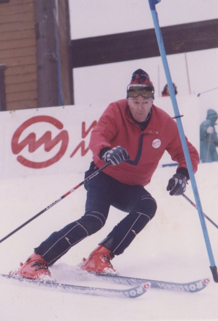 Sandy Treat was one of the Rocky Mountain Masters Series most accomplished racers after he moved to Vail. The Vail icon died at 96.