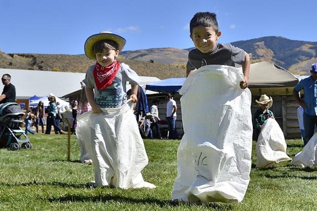The 29th annual Wild West Day offers all sorts of fun and games for kids and adults on Sunday at 4 Eagle Ranch. Wild West Day is a fundraiser for all nine public elementary schools in Eagle County.