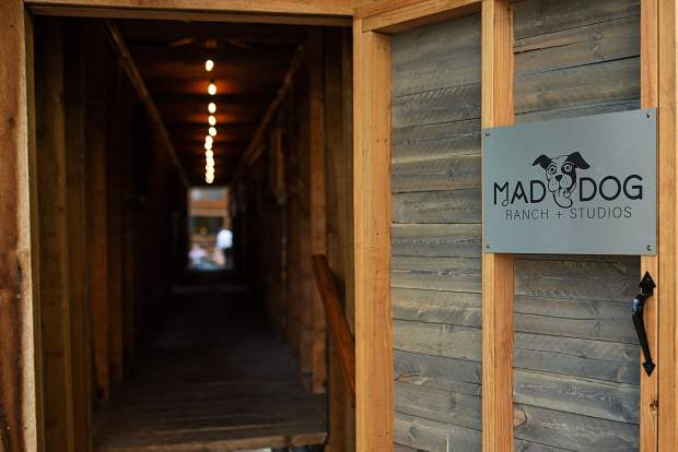 Mad Dog Rand and Studios in Old Snowmass was a longtime creative retreat for The Eagles' Glenn Frey. New owners have opened the studio to locla musicans and are hosting events on the property.