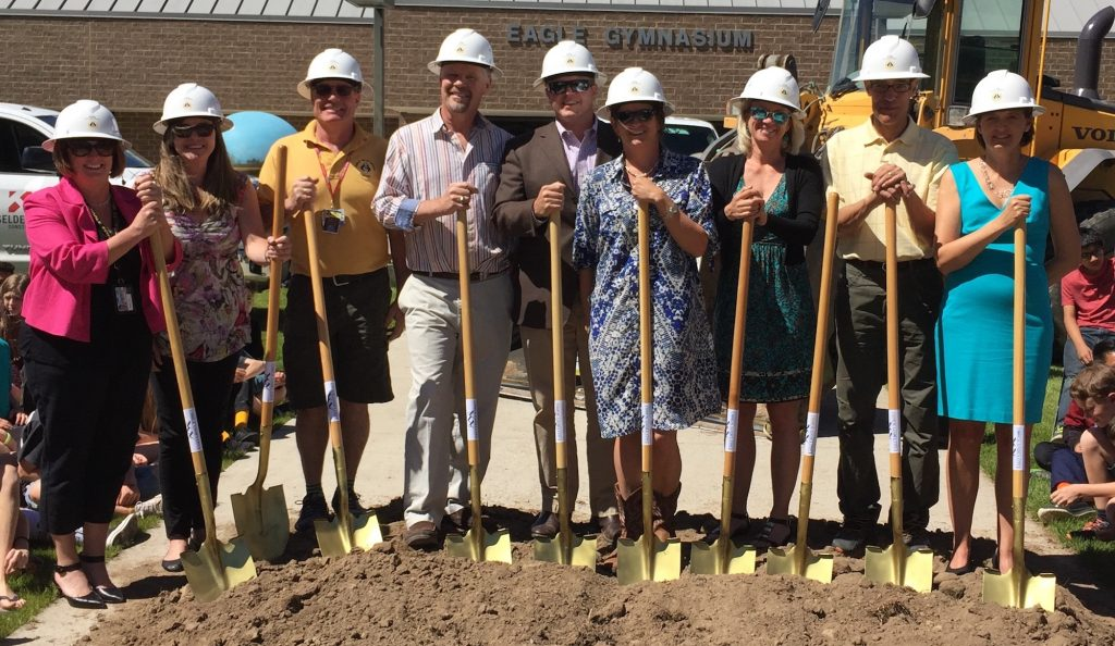 After helping the school district work through the recession with more than 90 job cuts and millions of dollars in budget cuts, Kirchner helped lead the 2016 campaign that convinced voters to approve two tax increases. One funded the biggest batch of building and reovation projects in school district history, and the other to salary increases.