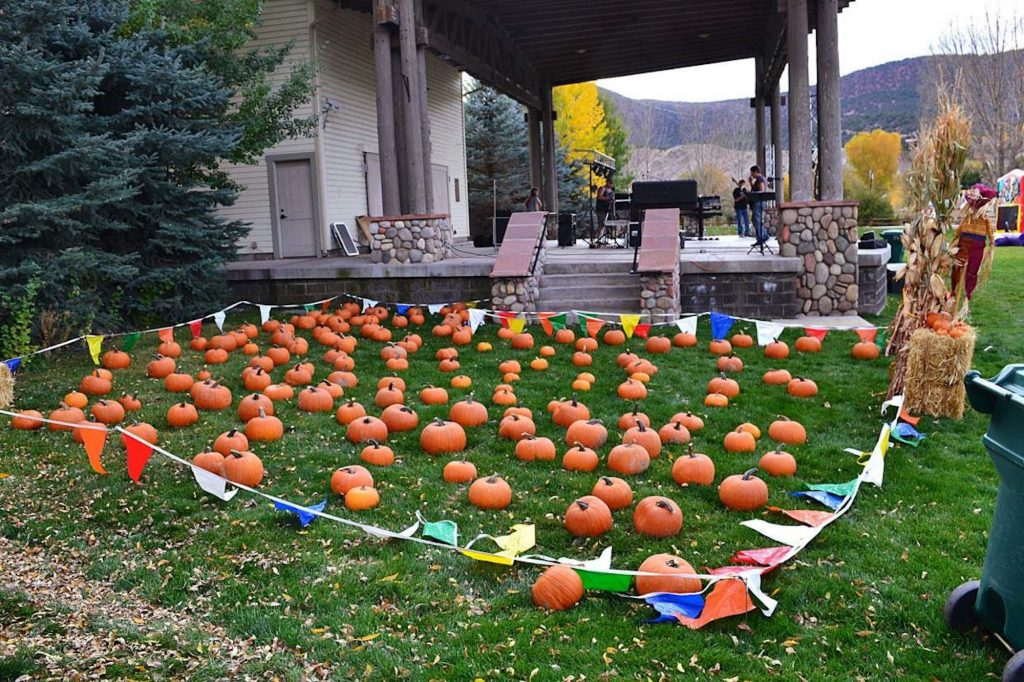 The Town of Gypsum hosts Fall Fest Spooktacular on Saturday with a pumpkin patch, carnival games, a haunted maze and free popcorn and hotdogs while they last.