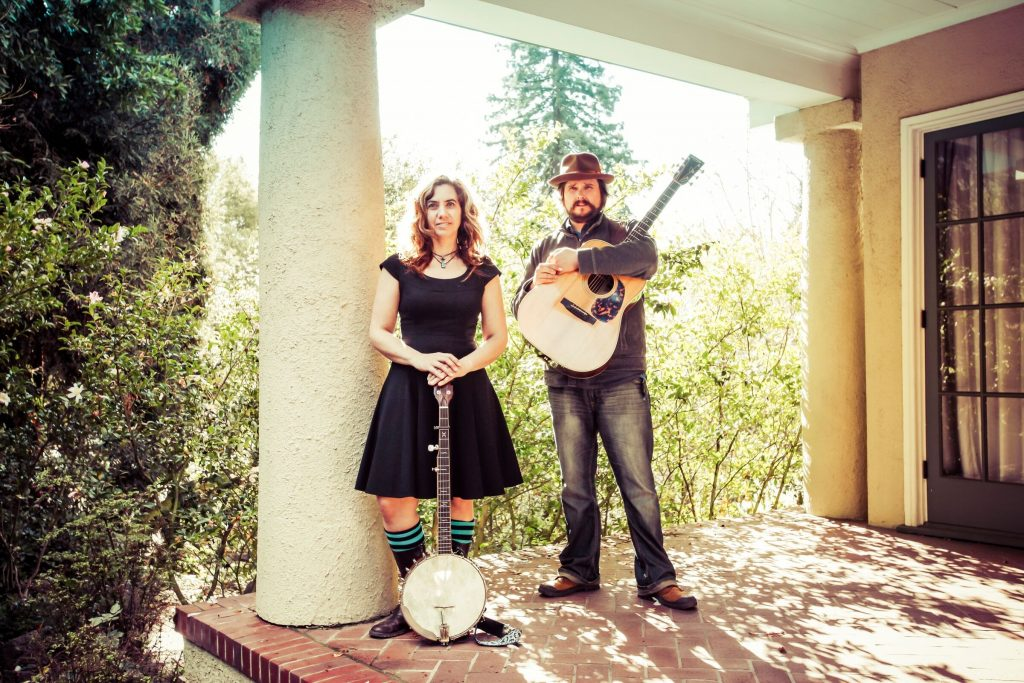 The Small Glories take the stage on Sunday night as part of the Underground Sound Concert series. This duo garnered quite the buzz this past spring at the South by Southwest Music Festival.