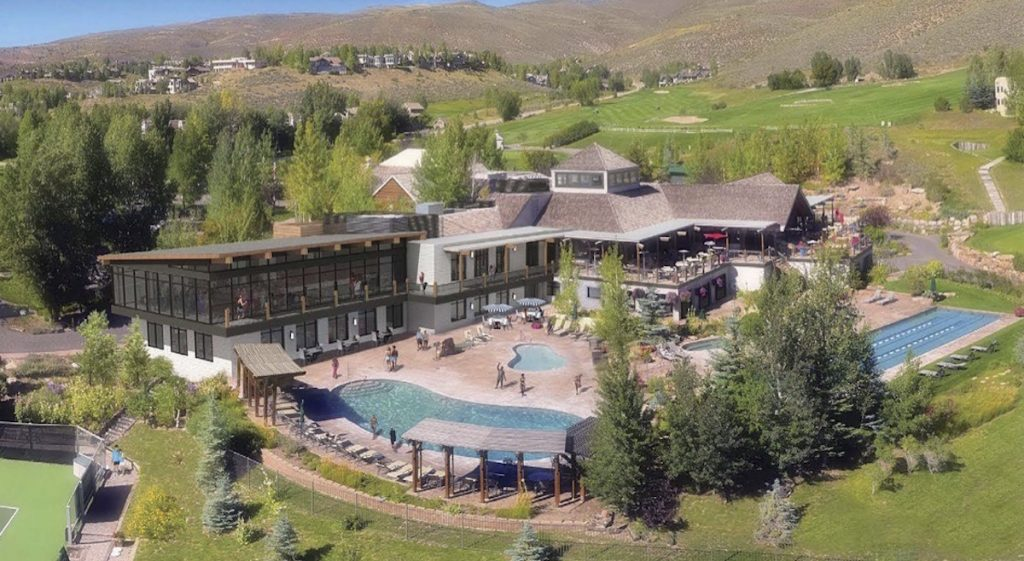 The Sonnenalp expanded a few years ago to add a fitness center in Edwards. Between its Vail hotel and golf course, the Sonnenalp employs around 400 people and is one of the region's leaders in workforce housing.