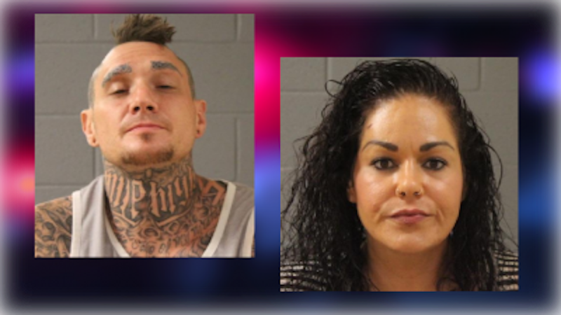 Joshua Swetky was with Shay Stanford during his August adventure in Vail. Swetky escaped, but not far. He and Nicki Mawhorter were arrested in Veyo, Utah, after robbing a man's pickup truck in early September.