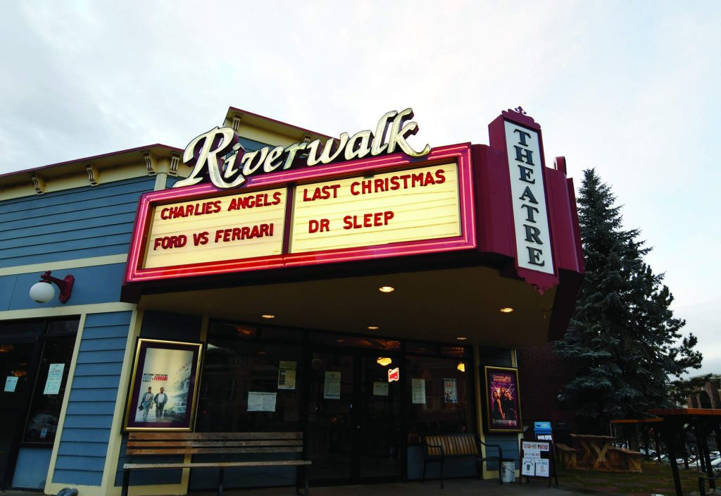 "The Riverwalk Theater is hosting the ""6 Gifts"" documentary screening on Dec. 9, and will host a fundraiser for teacher Betty Nobles on Dec. 1."