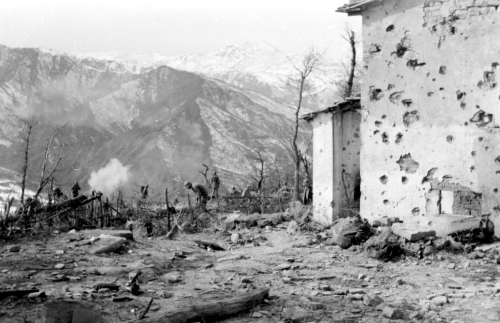 The 10th Mountain Division saw some of the toughest fighting of World War II.