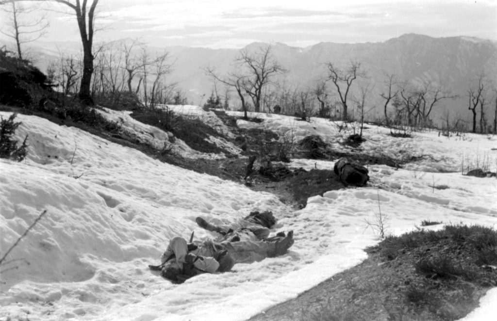 The 10th Mountain Division suffered some of the heaviest casualties of World War II.