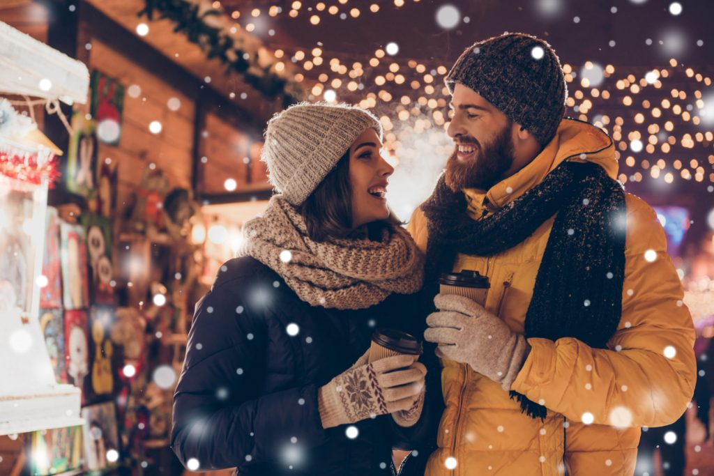 Take part in the multitude of fun activities that surrounds us this holiday season with Revely Vail.