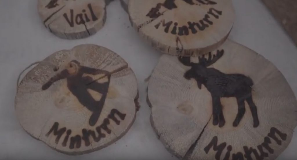 Homemade ornaments are just a few of the things you'll find at the Minturn Holiday Market, which is a part of the 15 Days of Minturn.
