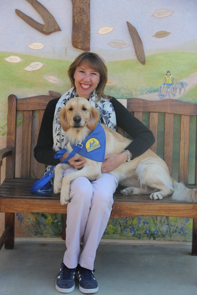 Canine Companions for Independence dog joins VMS.