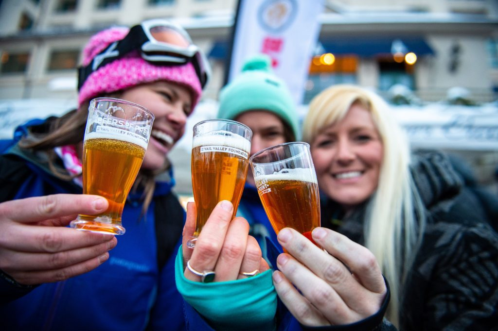 Drink specials, bloody marys and the Beers of Prey beer tasting event will liven up the festivities during Birds of Prey at Beaver Creek.