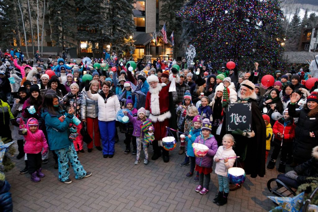 This weekend kicks off the 13th annual Vail Winterfest with lantern making workshops, a lantern walk, ice sculptures and more.