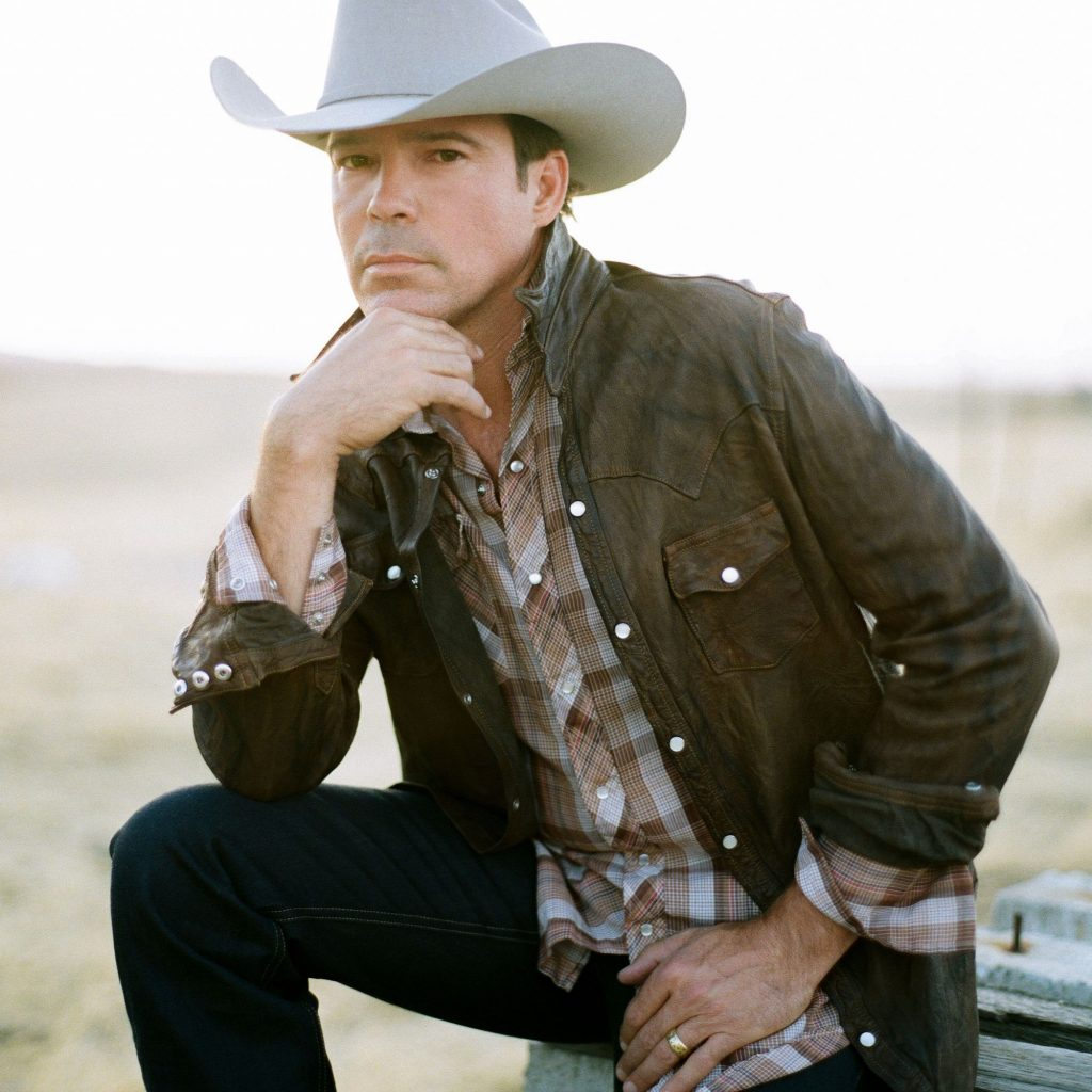 Country music singer Clay Walker performs at the Vilar Performing Arts Center this Sunday at 7 p.m.